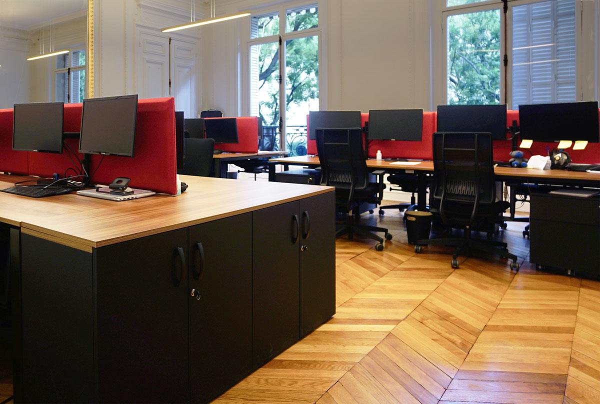 Espace de travail, workspace